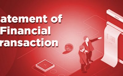 Statement of Financial Transactions (SFT)