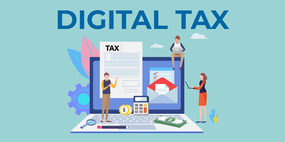 Digital Tax not just click away